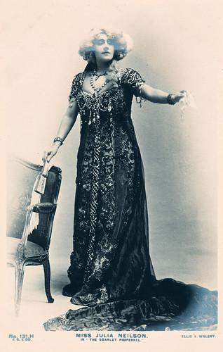 Miss Julia Neilson in 1905