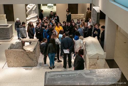Neues Museum Sarkophage