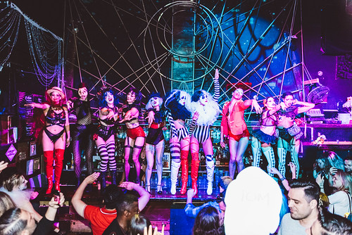Cirque Nouveau @ HOY 5.18.19 by Kenny Rodriguez
