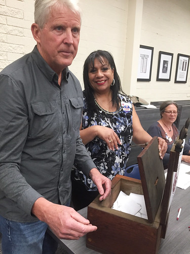 Elections for the Glendora Historical Society May 20, 2019