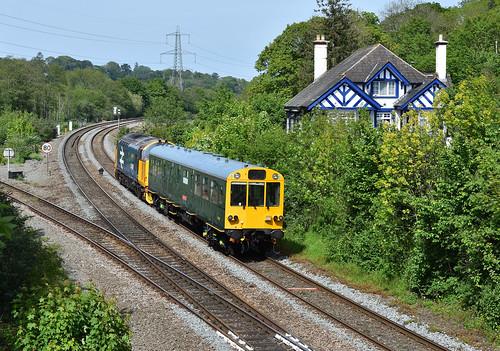 975025 'Caroline' - Cowley Bridge Junction