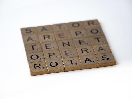 Sator/Rotas Square