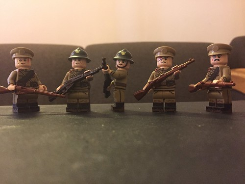 White Russian Infantry Squad (1918)