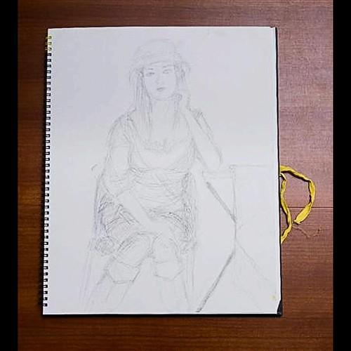 Kamachi Sachiko - Sketch I