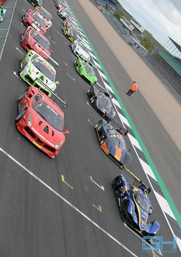 Steve Harris Chris Hart JPR Motorsport Saker RAPX-1487