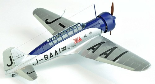 Chris' Fine Molds 1/48th Ki-15 Babs Kamakazi