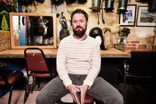 Adam Cayton-Holland - The Grawlix - The Bug Theatre