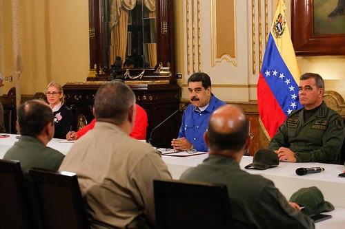 Minuto a Minuto: Maduro dice que hay 5 militares heridos graves por levantamiento opositor