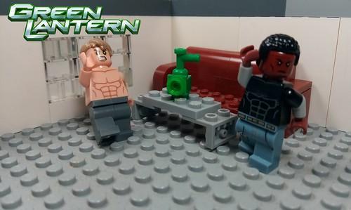 DCU Green Lantern #18 All That Glitters 6/7