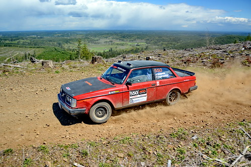 Jack Harrison and Eric Schofhauser - Volvo 242 Turbo