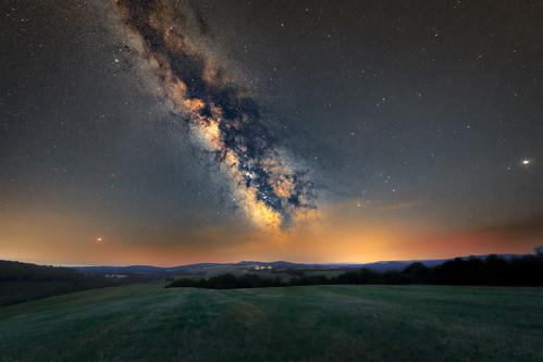 Milky Way Story - II/VII