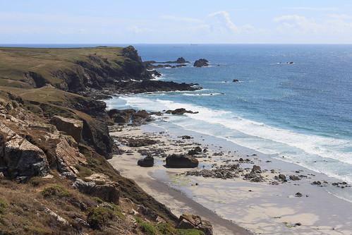 England / Cornwall - Lizard Point