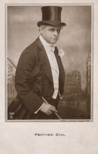 Emil Fenyvesi, Angelo