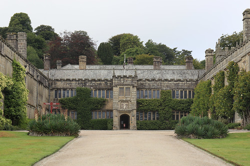 England / Cornwall - Lanhydrock House and Gardens