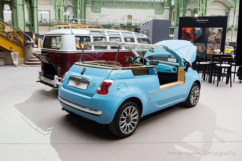 Fiat 500 Jollycar - 2015
