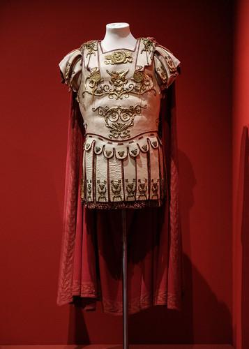 Stanley Kubrick: The Exhibition   Spartacus Costume