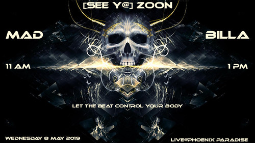 The Wednesday with MADDOX & BILLA @ [sEe Y@] ZooN