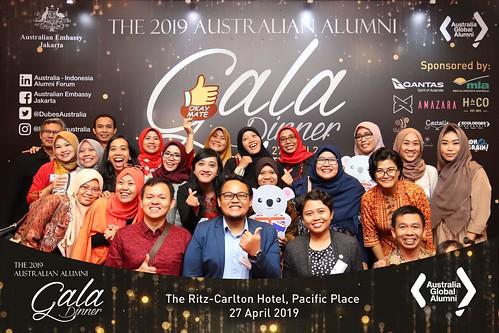 Gala Dinner Alumni Australia 2019