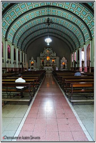 IGLESIA SAN ALEJO. SAN ALEJO CHURCH. GUAYAQUIL-ECUADOR.