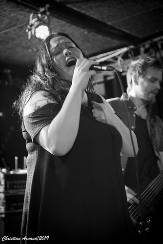 Madder Mortem - Backstage by The Mill - 29/04/2019