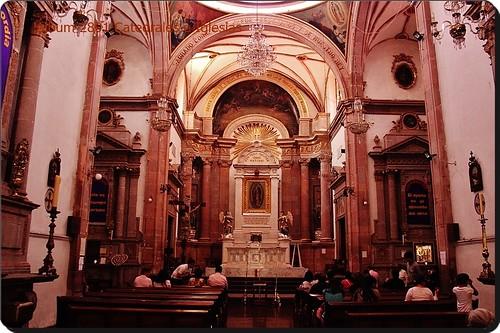 Santuario Nuestra Señora de Guadalupe,Santiago de Querétaro,Estado de Querétaro,México