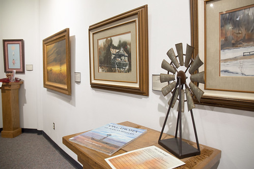 chisholm trail heritage center OK artists show19-2945
