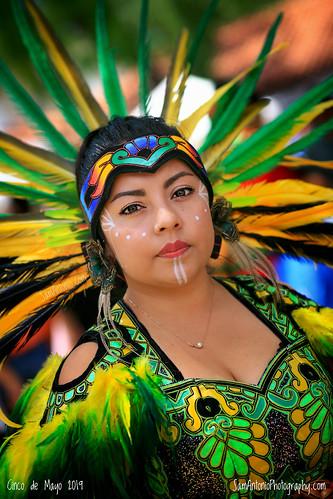 Portrait of Cinco de Mayo