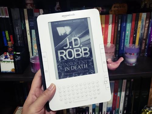 Innocent in Death (J. D. Robb)