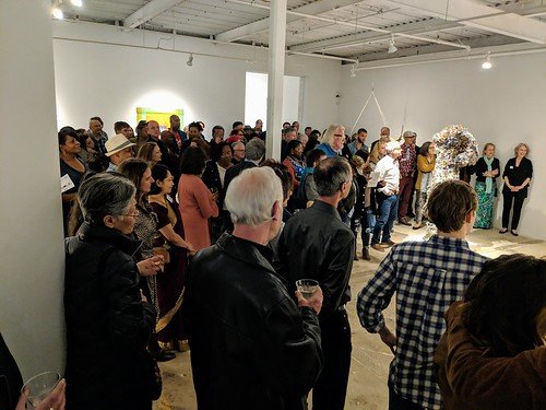 MVIMG_20190420_193118 2019-04-20 Gathered IV Opening The Museum of Contemporary Art of Georgia MOCA GA