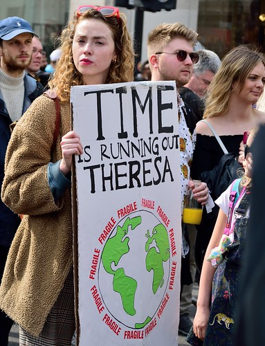 Time is running out Theresa. Will we see the end of May before end of April ?