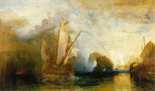 Joseph Mallord William Turner - Ulises