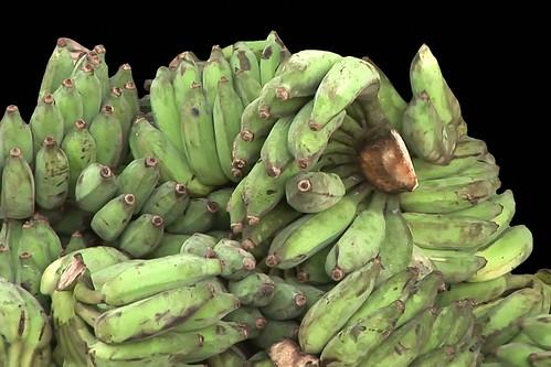 Cambodia  - Siem Reap  - Market - Bananas