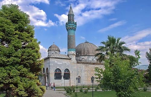 Green mosque/Bursa-Iznik