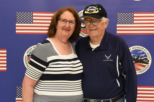 Ashburn, Leonard (Len) - USAF / Korea & Vietnam - White / 30