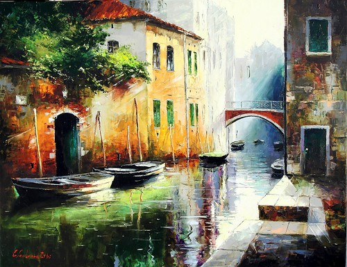 Gleb-Goloubetski-The-Silence-Of-Venice