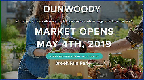 Dunwoody Farmers Market 2019