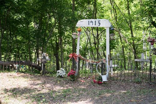 Julia Brown's Grave