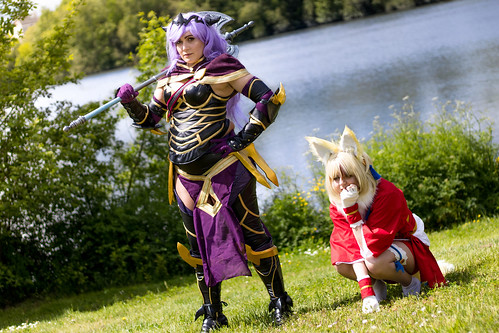 Camilla & Selkie - Fire Emblem Cosplay