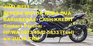 HP/WA 0823-6942-5833 (Tsel) DATA DIJEMPUT...!!! CASH/CREDIT Tempat Beli Motor Bekas di Medan