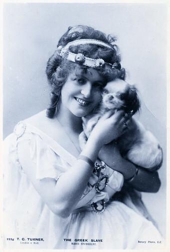 Miss Marie Studholme - Lady of 21,000 Days Prior to 1904