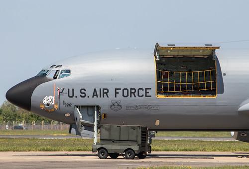 EGUN - Boeing KC-135R Stratotanker - United States Air Force - 61-0292 / D