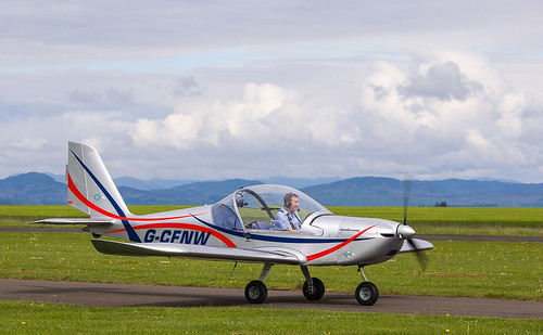 G-CFNW Eurostar, Scone