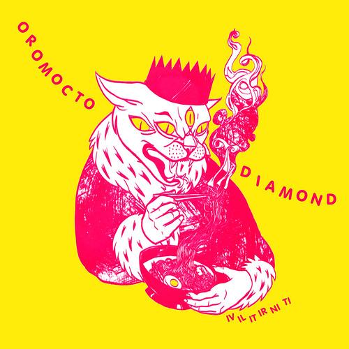 Oromocto Diamond - IV IL IT IR NI TI