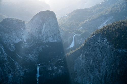 Waterfalls and Shadows