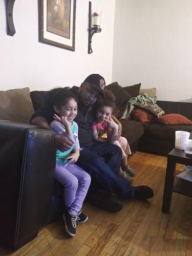 Samantha G. Finley, Mia Michelle Finley and Marlon D. Finley