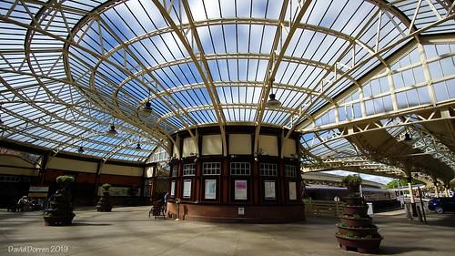 2019.01265a Wemyss Bay Railway Station, Renfrewshire, Scotland
