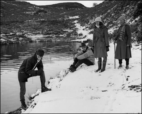 G) LAKE DISTRICT CHRISTMAS, 1984: Beacon Tarn (B77)
