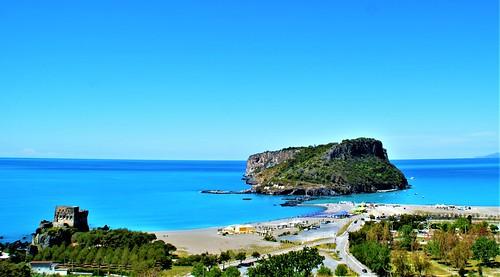 Praia a Mare - Isola Dino e Torre di Fiuzzi