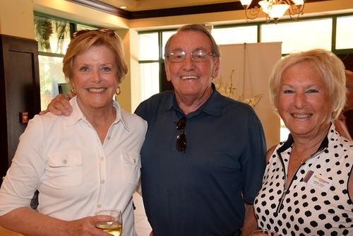 Sandy Vasey, Roger Vasey, Linda Yost.