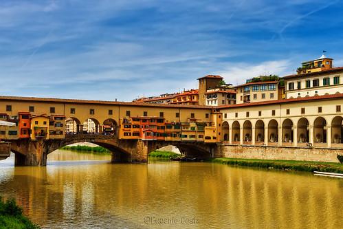l'Arno Dorato - the Golden Arno